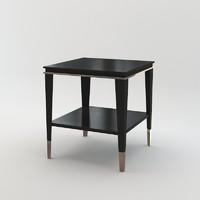 Black & Key - Rogers lamp table