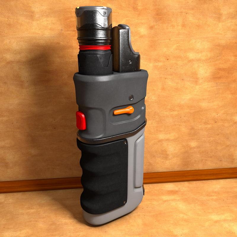 3d c4d electronic device