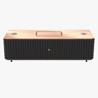 3d model wireless jbl authentics l16