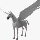Pegasus 3D models