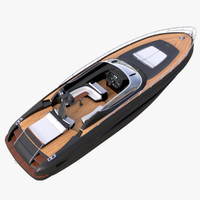 SpeedBoat Riva63Virtus