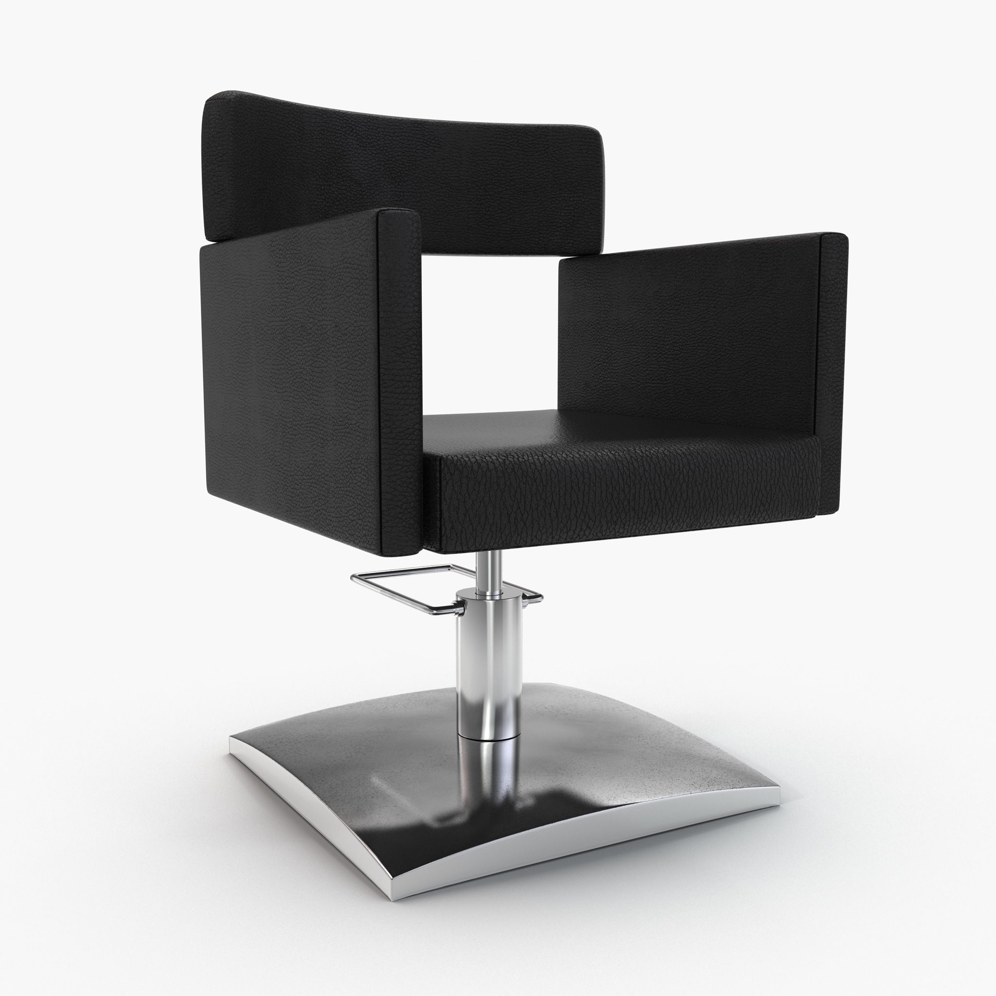 Salon Chair 3D Models for Download