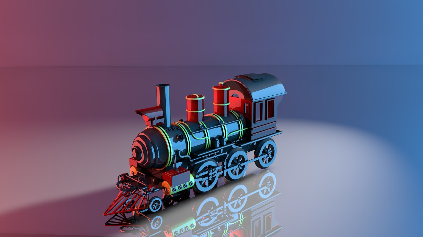 maya trains engines