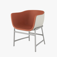 Fritz Hansen Chair 001