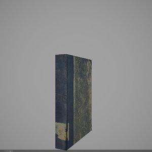3d model book 5