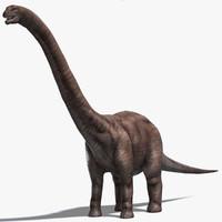 brontosaurus sauropod herbivorous max