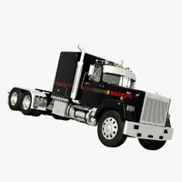 3d mack superliner truck 60