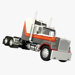 lightwave mack superliner truck aerodyne