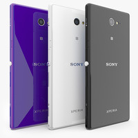 3ds max sony xperia m2 colors