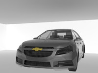 3ds max 2013 chevy cruze