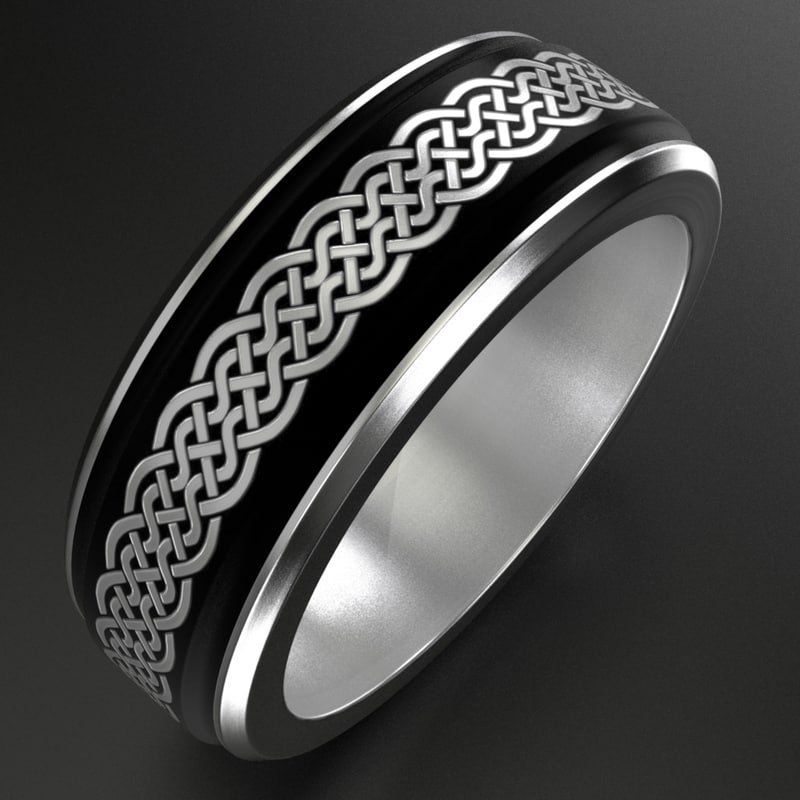 3d ring celtic accessories 2