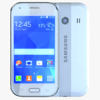 Samsung Galaxy Ace Style White