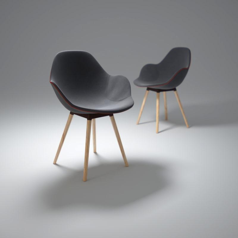3d model palma-meeting