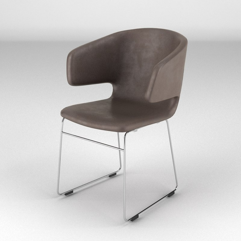 alias taormina chair 3d max