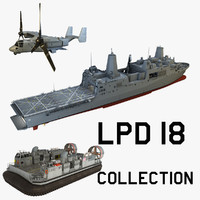 LPD-18 Collection