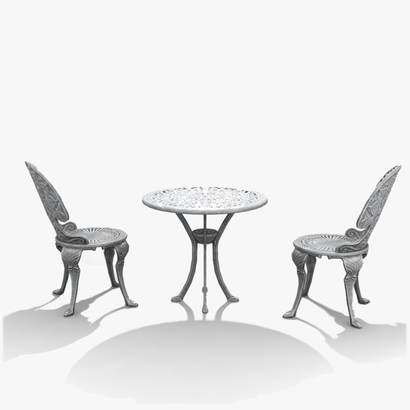 outdoor table chairs set max