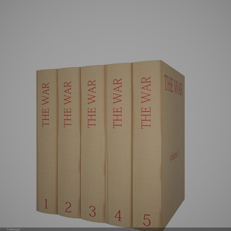 3ds book v-ray