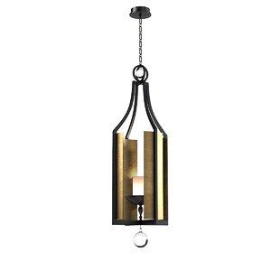 sorrento nude chandelier 3ds