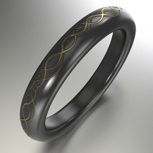 3ds max ring celtic accessories