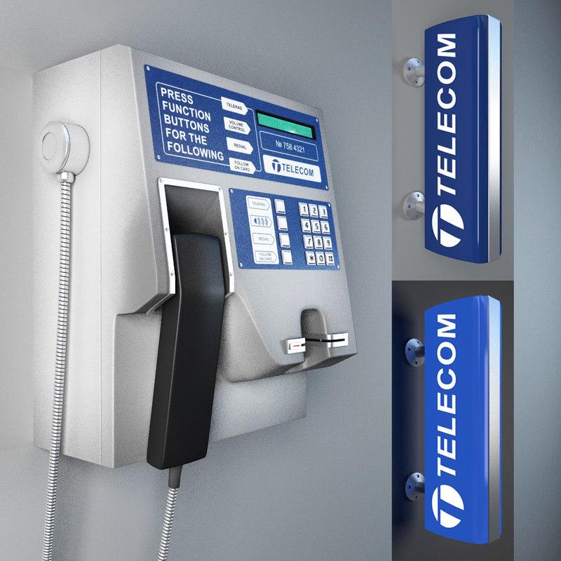 pay phone max