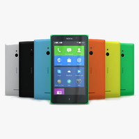 3ds max nokia xl dual color