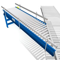 Conveyor - V-belt Driven Straight Spur