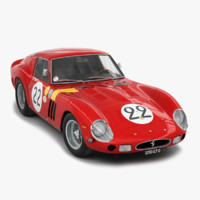 Ferrari 250 GTO 3757GT (no engine)