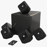 Compact Home Theater System Boston Acoustics