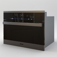 m miele oven 3d max