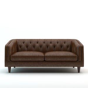 3d sofa design model