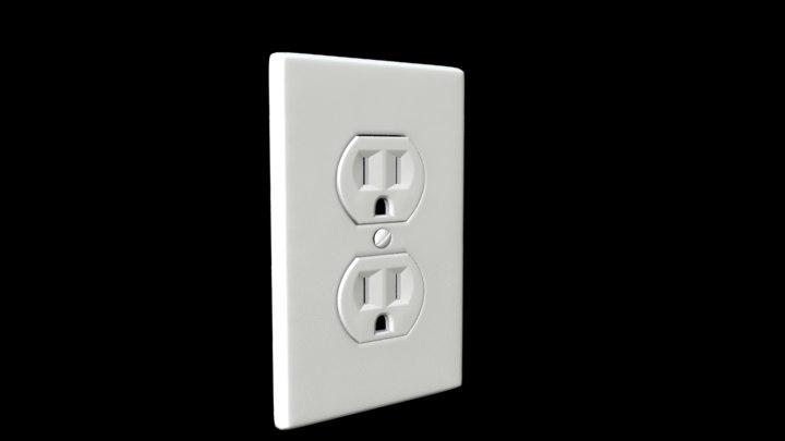 maya wall socket