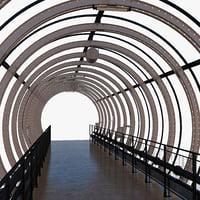 3d model tunnel