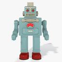toy robot 3D models