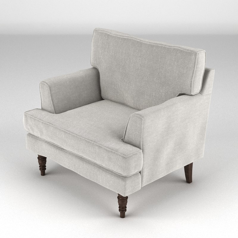 3dsmax lawrens armchair