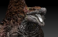 Spinosaurus The ULTIMATE SPINOSAUROUS SPINOZILLA
