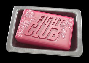 3d bathroom soap club model