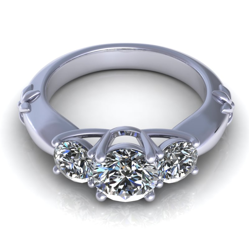 m diamond ring