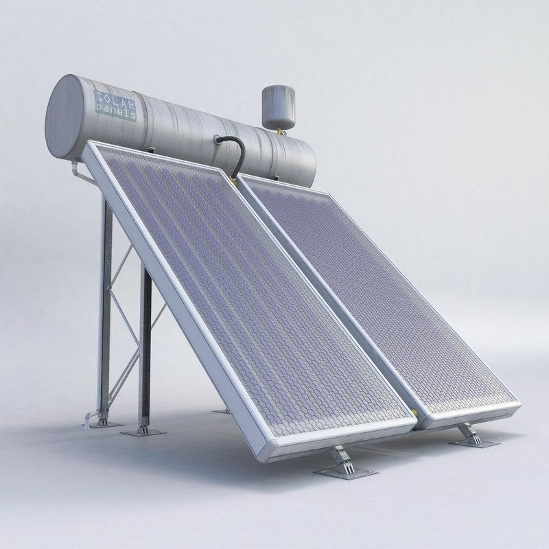 sun collector realistic