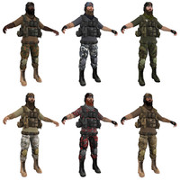 Mercenary PACK 2