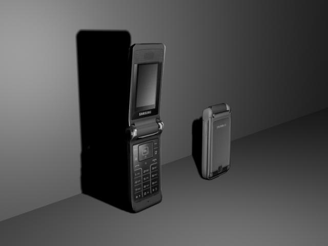 3d samsung s3600 model