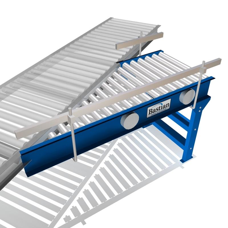 live roller conveyor 24 max