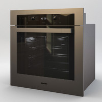 3d miele oven