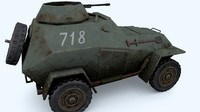 BA 64 light armored car