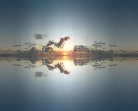Sky Sipan Evening