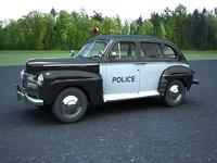 F police car