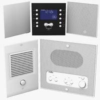 Indoor Intercom Sound Starter Pack