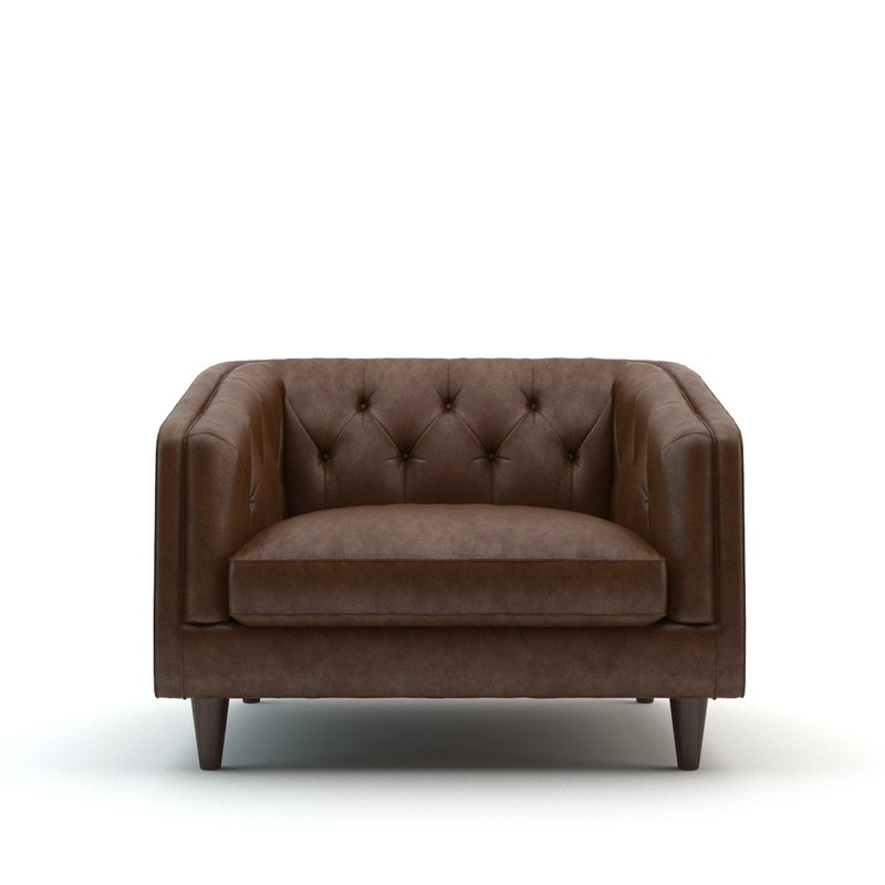 design armchair sofa 3d model