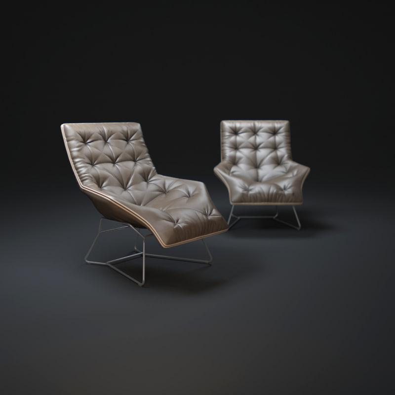 maserati-lounge-chair max