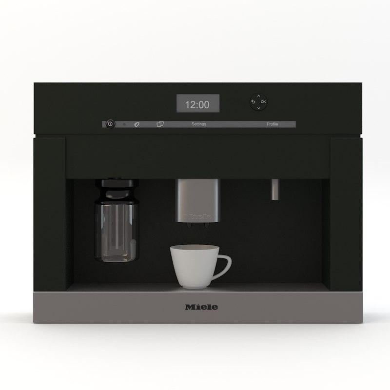 max miele coffee