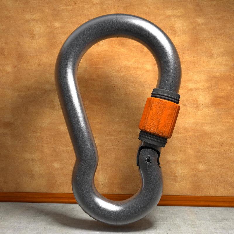 safety hook c4d free